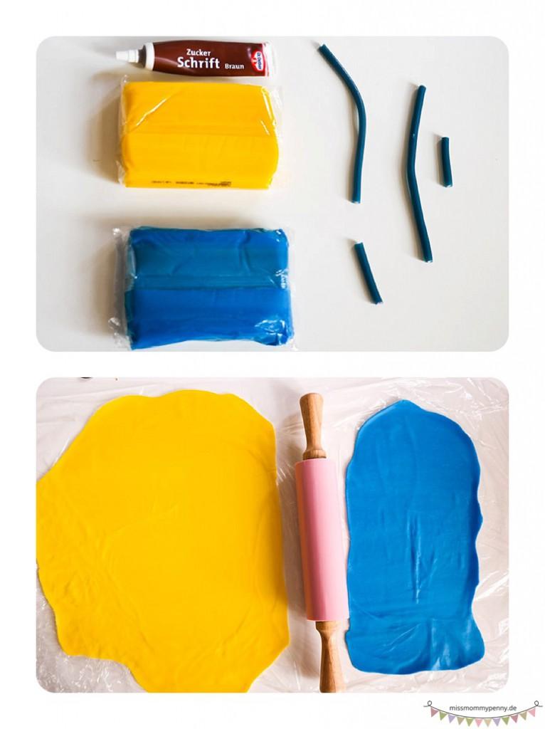 Minionkuchen