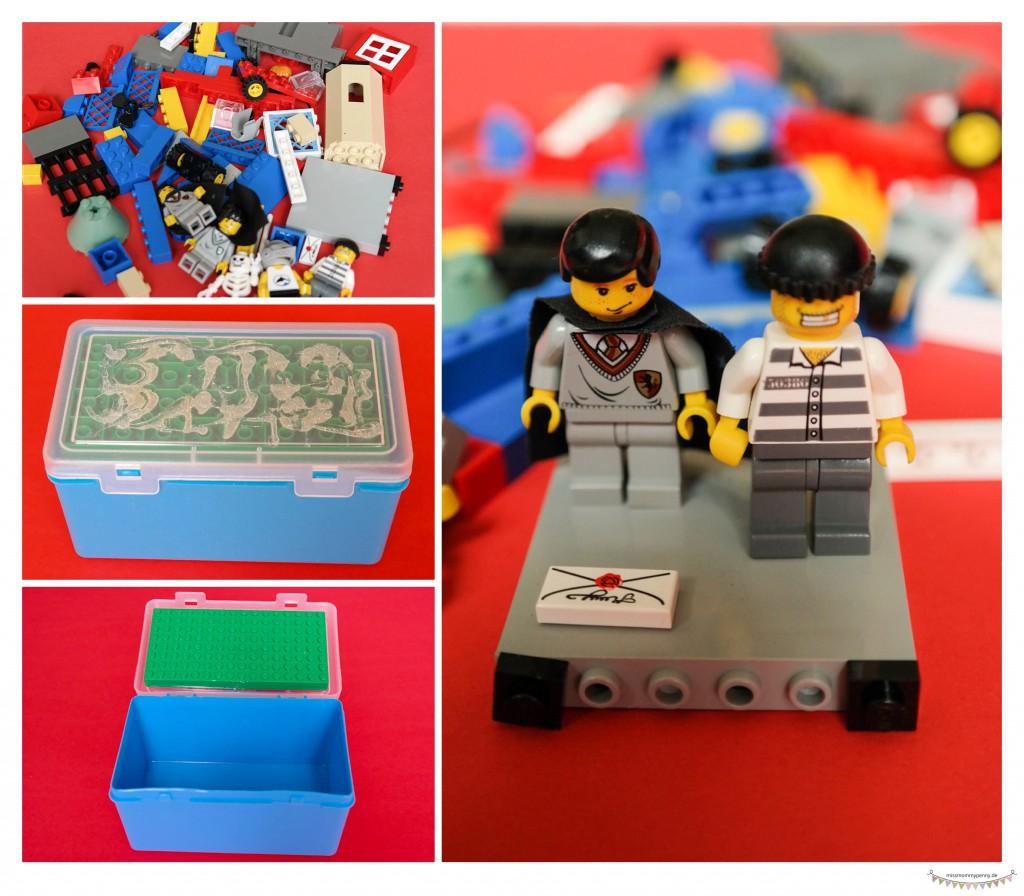 Legobox Mitnehmspielzeug - Spielzeugboxen
