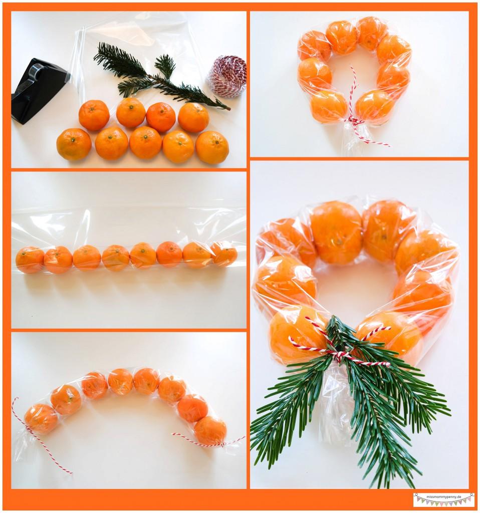 Mandarinenkranz
