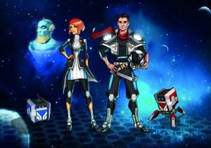 SPACE HAWK _ Crew 1