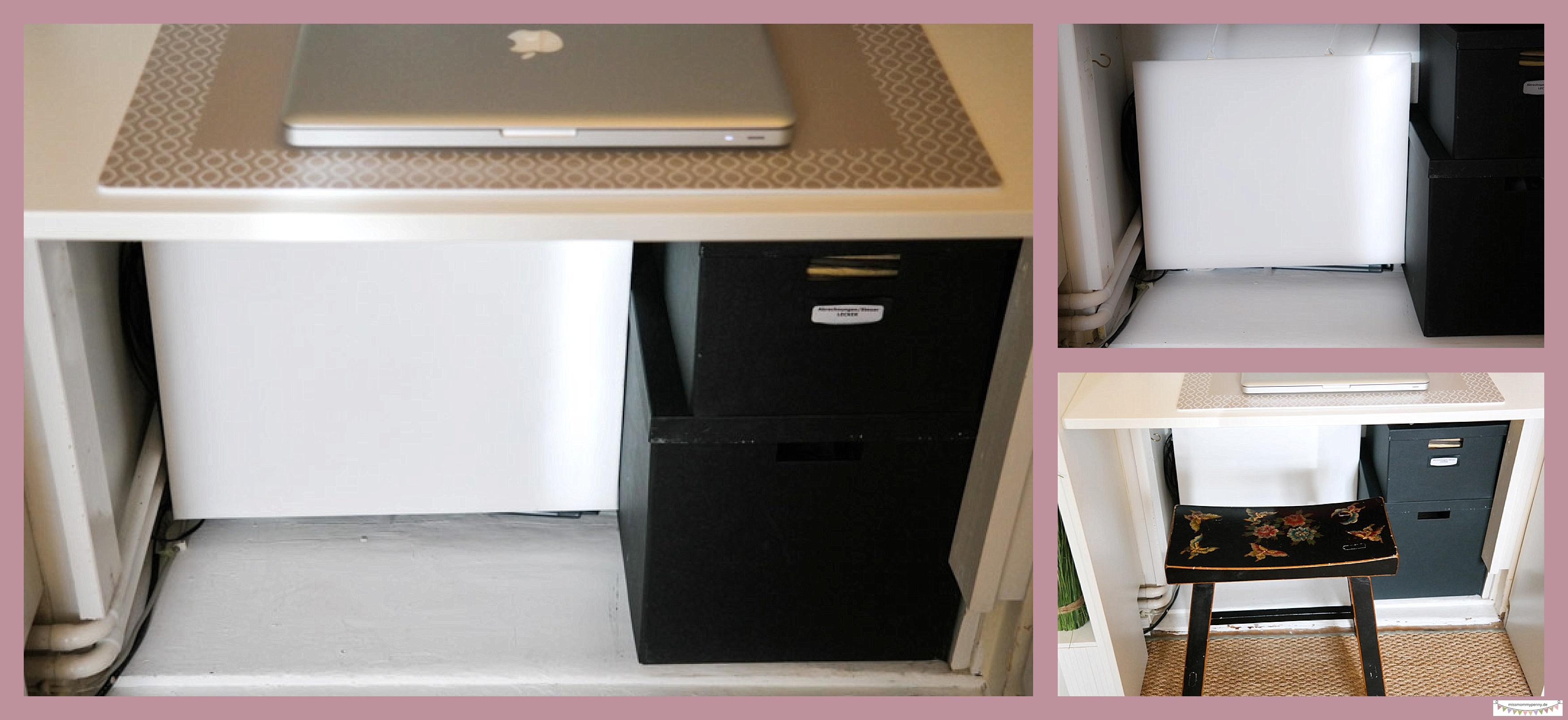 kabel verstecken schreibtisch. Black Bedroom Furniture Sets. Home Design Ideas