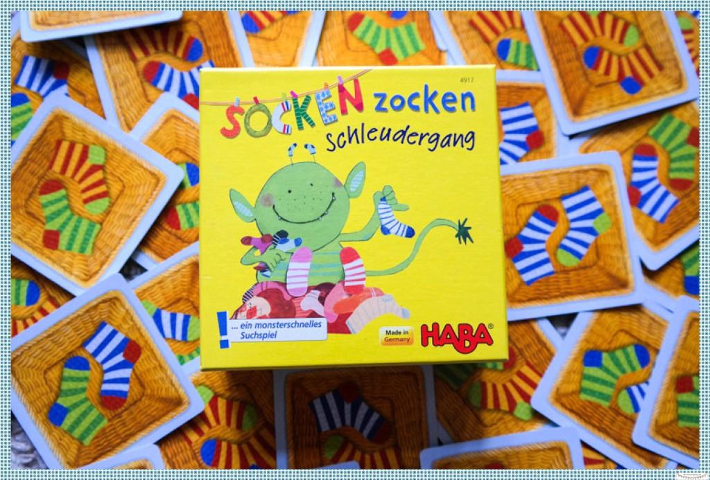 Socken zocken von HABA