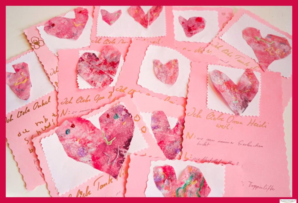 Valentinspost