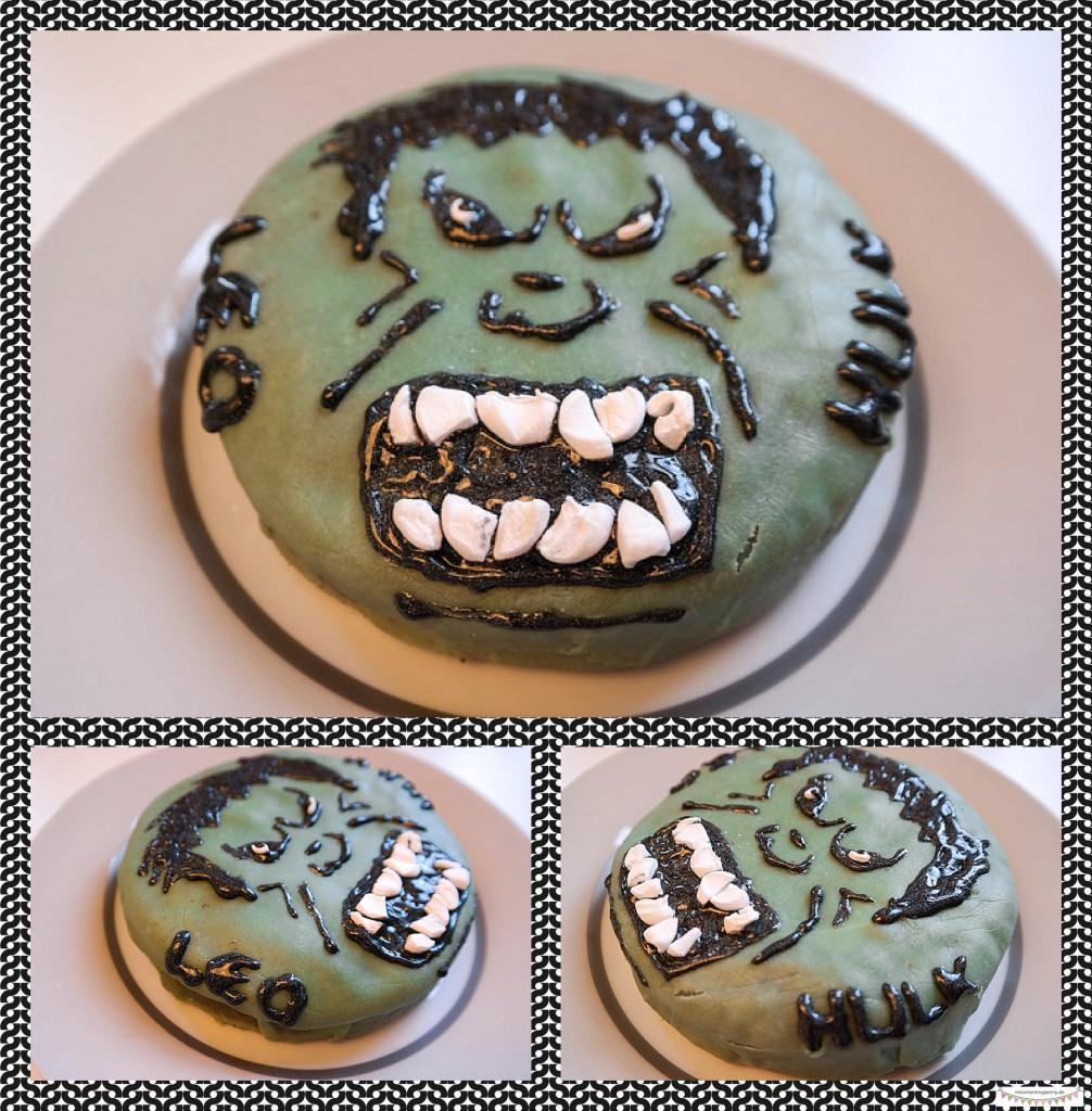 Hulkkuchen backen Kuchen Hulk