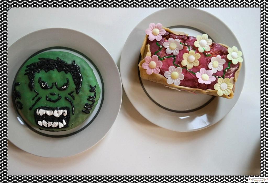 Superheldenkuchen