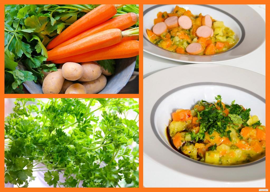 Rezept Hausgemachte Kartoffelsuppe
