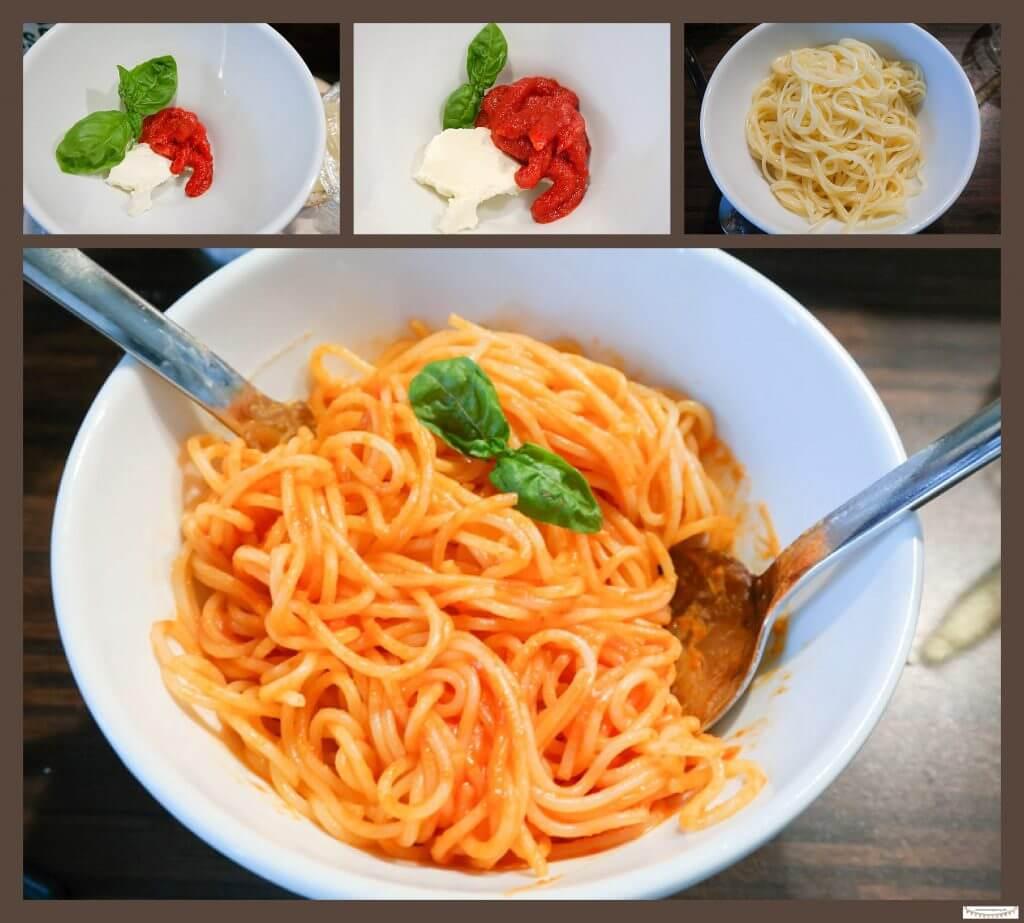 Tomatensoße für Kinder