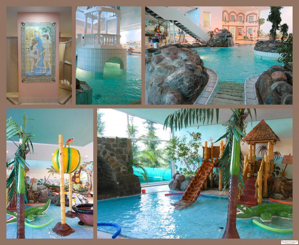 Kinderbereich Schwimmbad Rother Lagune