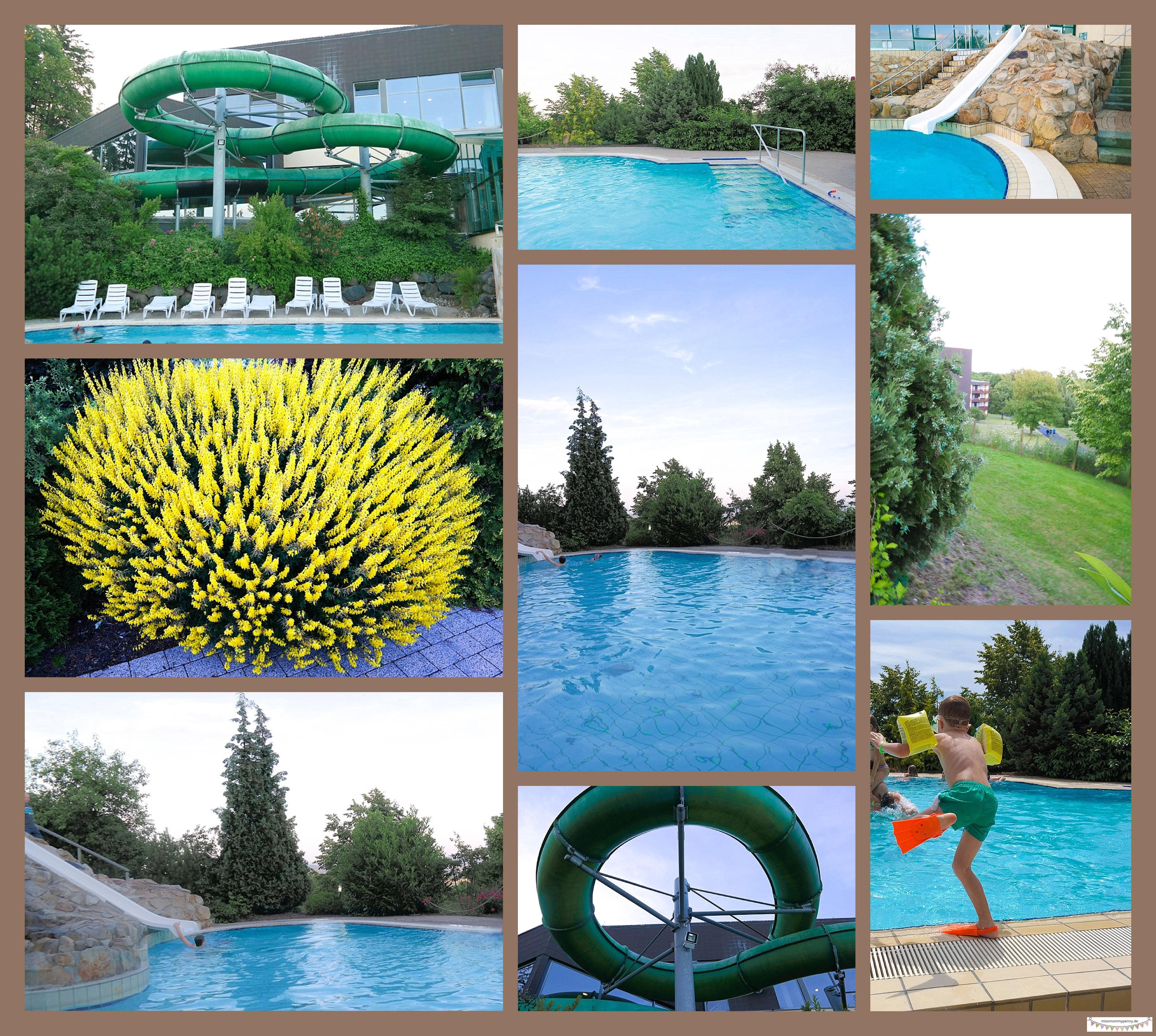 Schwimmbad Rhön Park Hotel