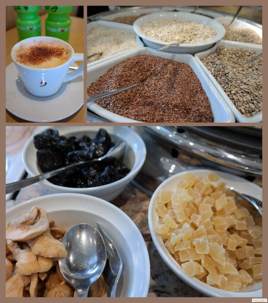 Frühstück Rhön Park Hotel