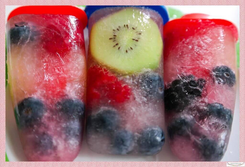 gesunder Snack für Kinder