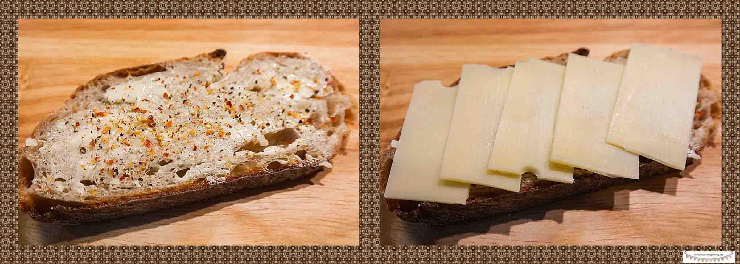 Brot als Beilage