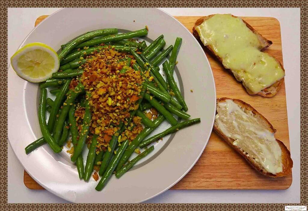 Gemüse als Hauptgang