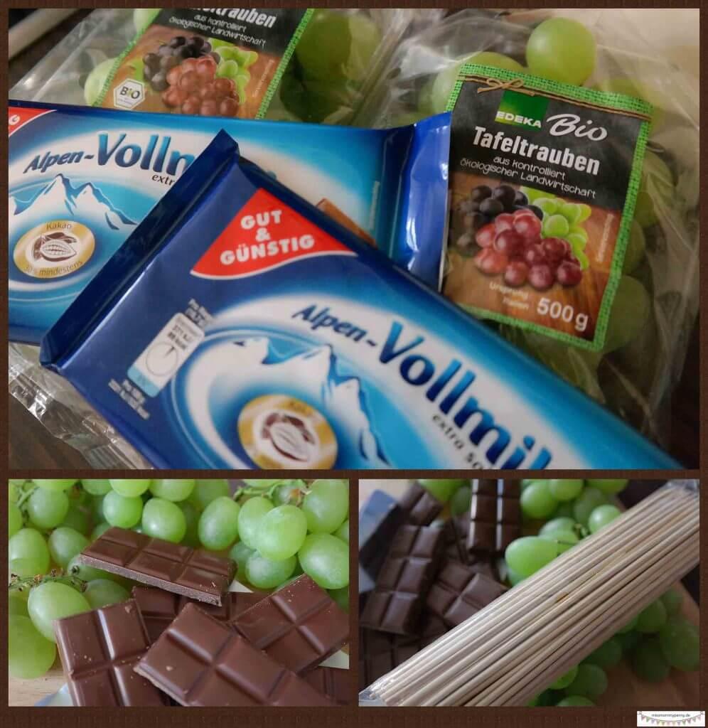 Snackidee für Kinder