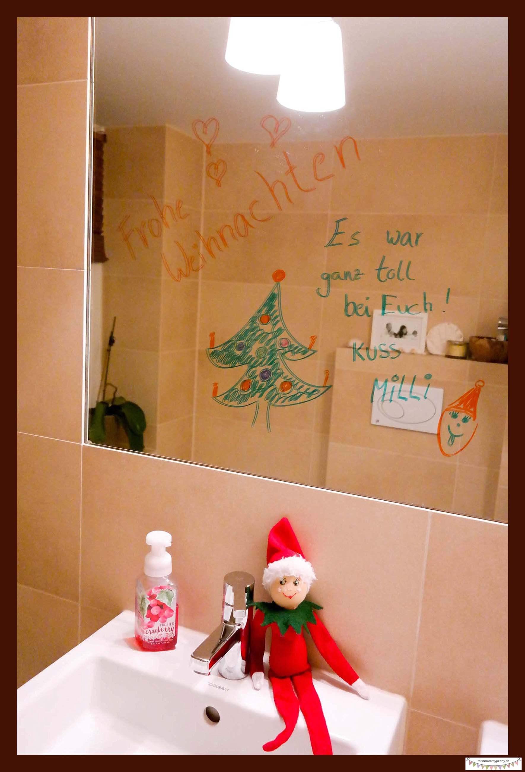 Weihnachtself Ideen