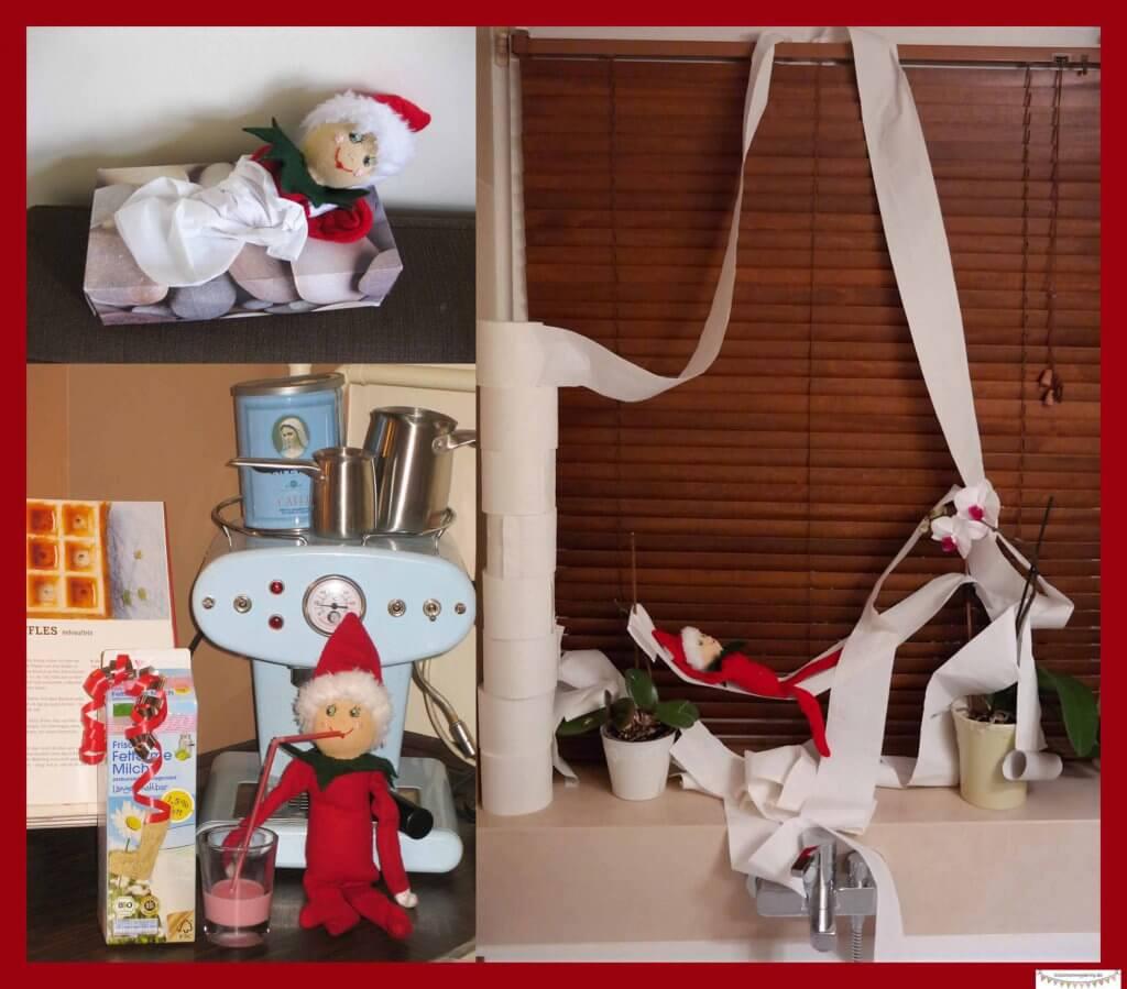 schöne Weihnachtstradition für Kinder