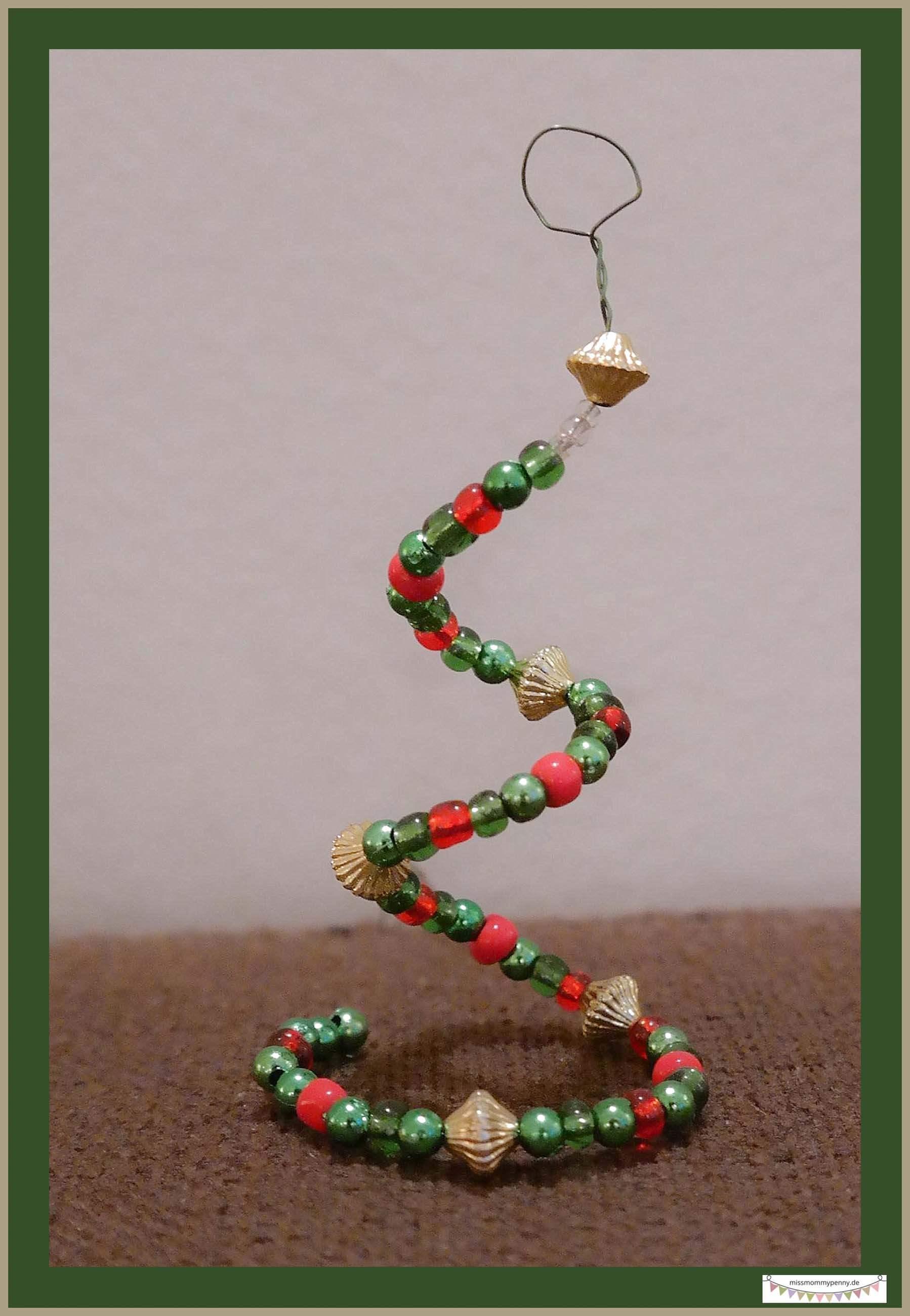 Weihnachtsbaumanhänger Basteln weihnachtsbaumschmuck selber machen missmommypenny