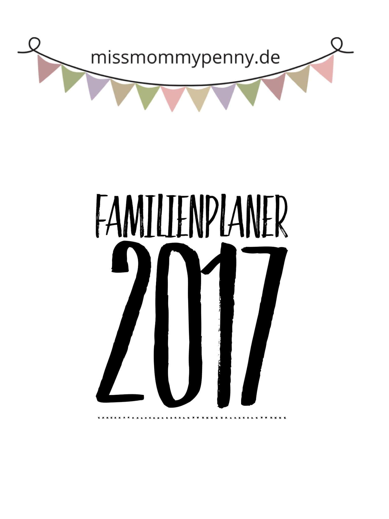 Flexibler Familienplaner 2017