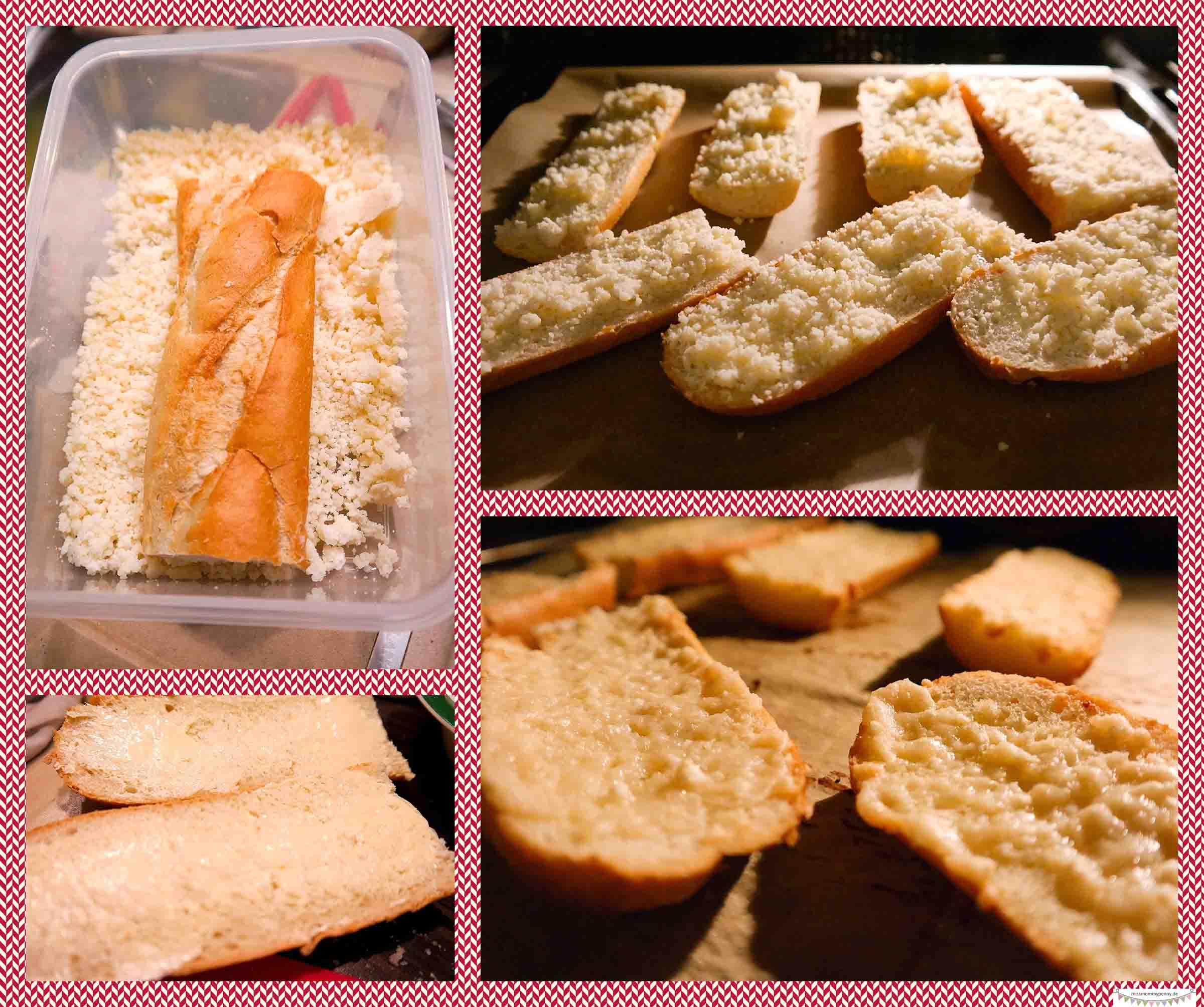 besondere Brote zur Suppe