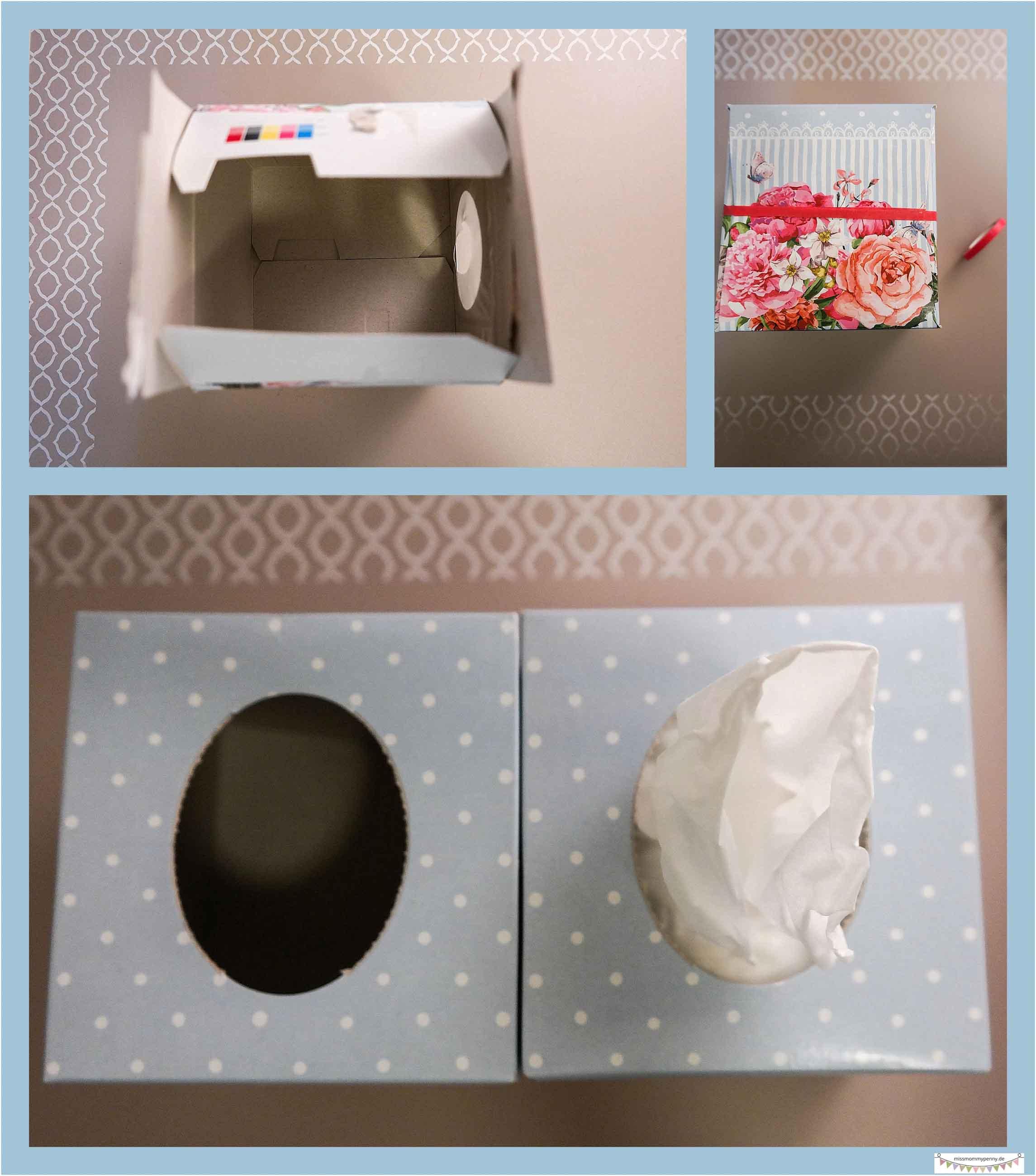Taschentücher & Tipps bei Schnupfen