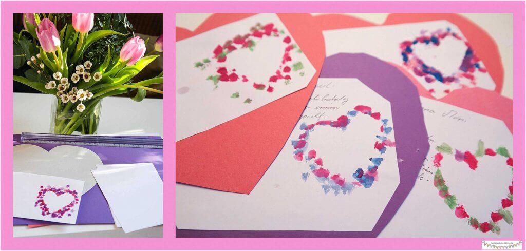 DIY Valentinskarten