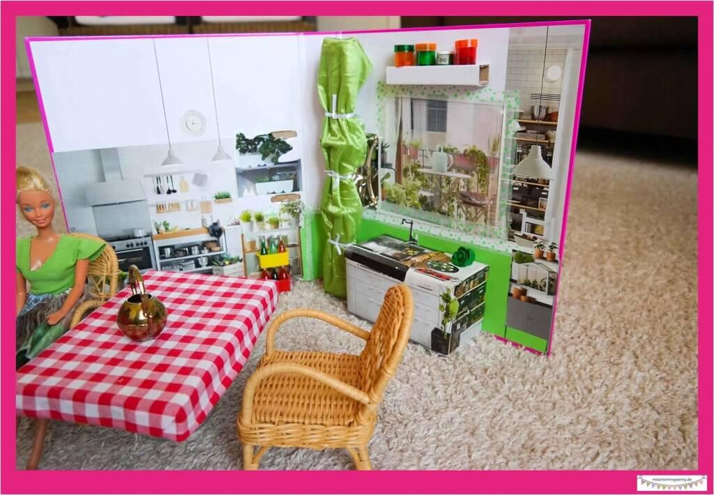 Vom Pappordner zum Penthouse für Barbie