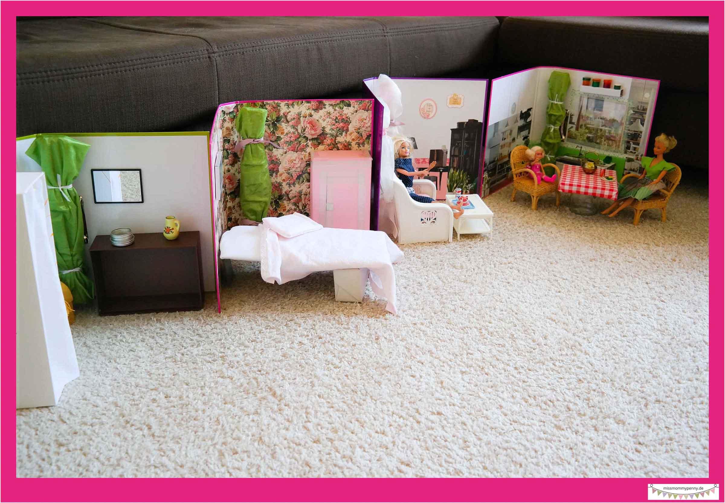 Puppenhaus - Barbiehaus selber bauen..-3