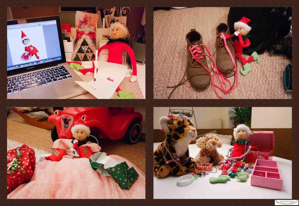 Weihnachtstraditionen mit Kindern