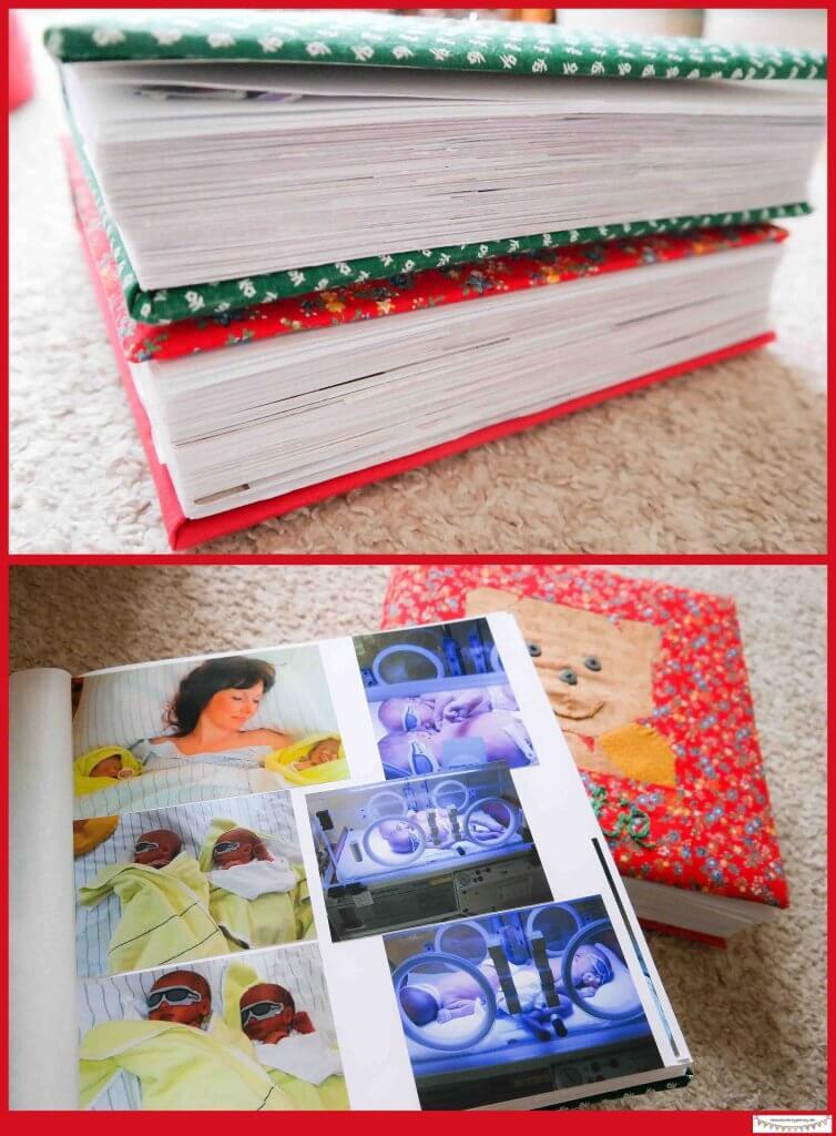 Digitale Fotos ausdrucken und Kinderfotoalben erstellen